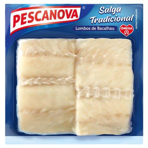 PESCANOVA Lombos Bacalhau Atlântico 600 g