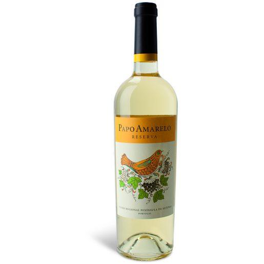 PAPO AMARELO Vinho Branco Regional Reserva Setúbal 750 ml