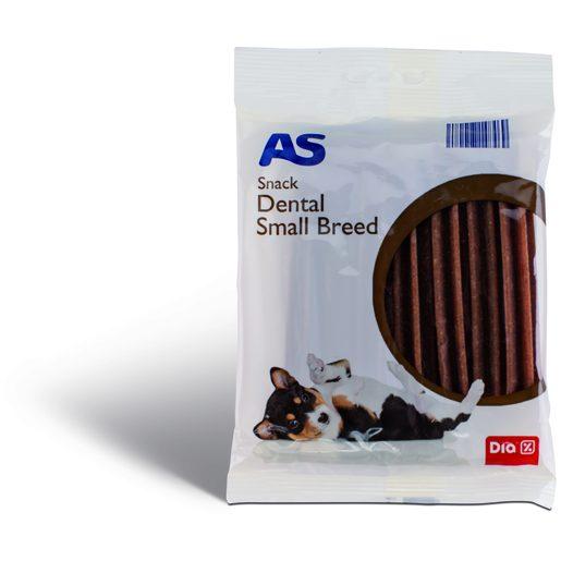 AS Snack Dental Para Cão Raça Pequena 110 g