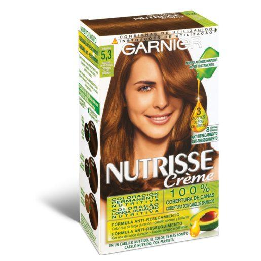 NUTRISSE Coloração Para Cabelo Nº5.3 Castanho Claro Dourado 1 Un