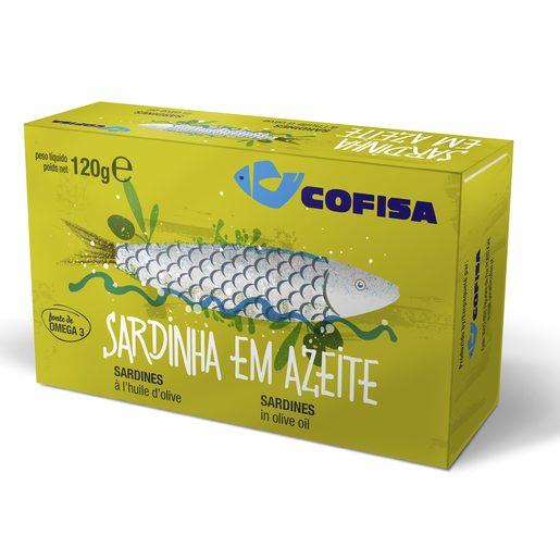 COFISA Sardinha em Azeite 120 g