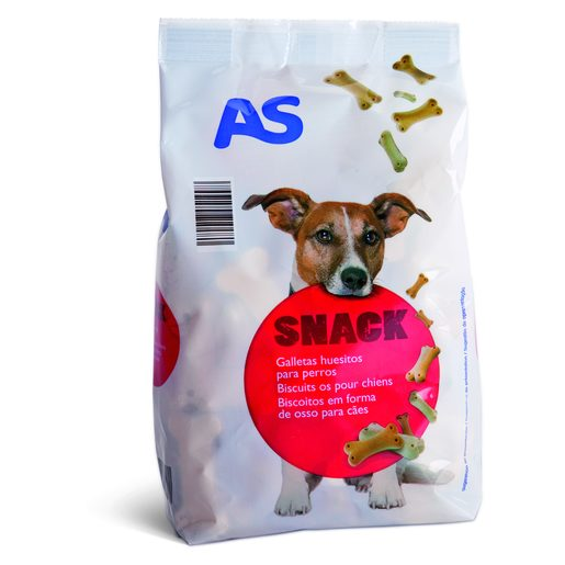 AS Snack Ossinho Para Cão 500 g