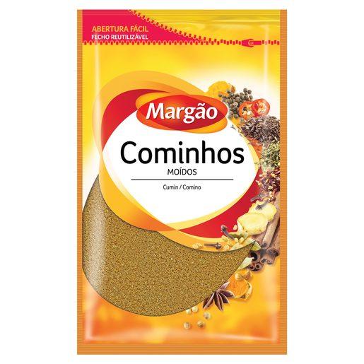 MARGÃO Cominhos Moídos 50 g