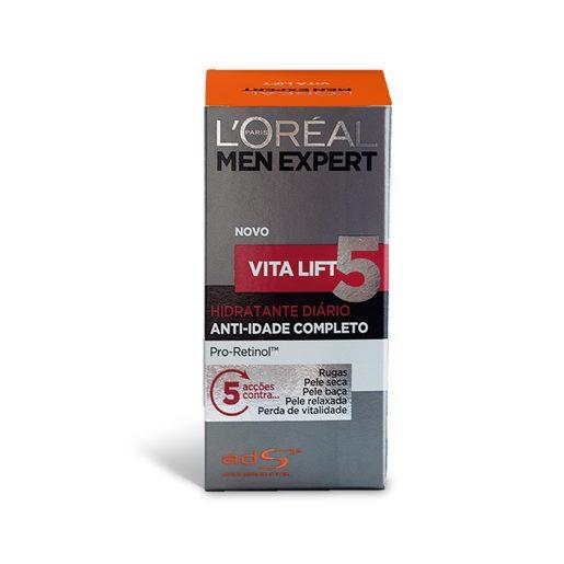 L'ORÉAL Creme de Rosto Men Expert Hydra Energetic 50 ml