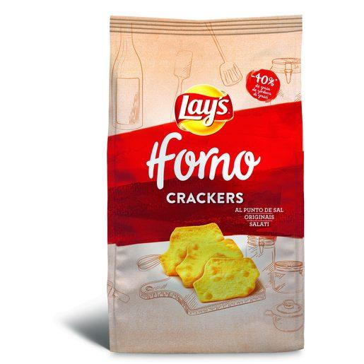LAY´S Crackers Forno Originais 120 g