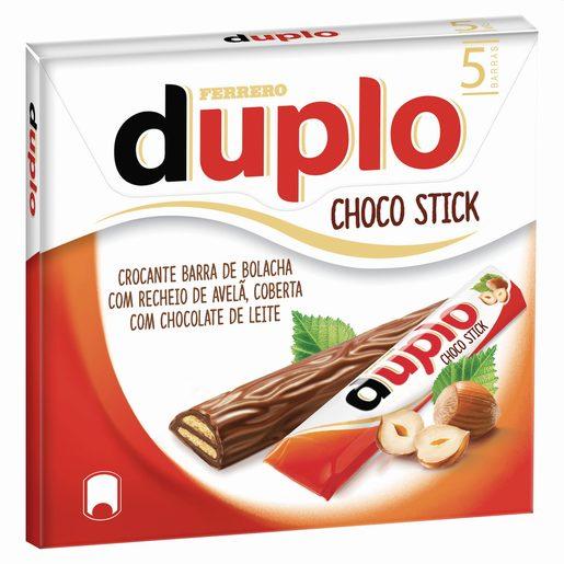 FERRERO Chocolate Duplo Choco Stick 5x24 g