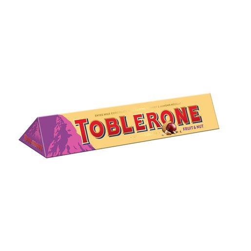 TOBLERONE Chocolate Fruit & Nuts 100 g