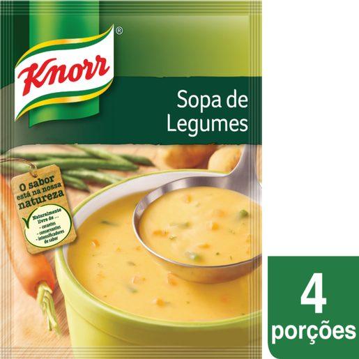 KNORR Sopa de Legumes 63 g