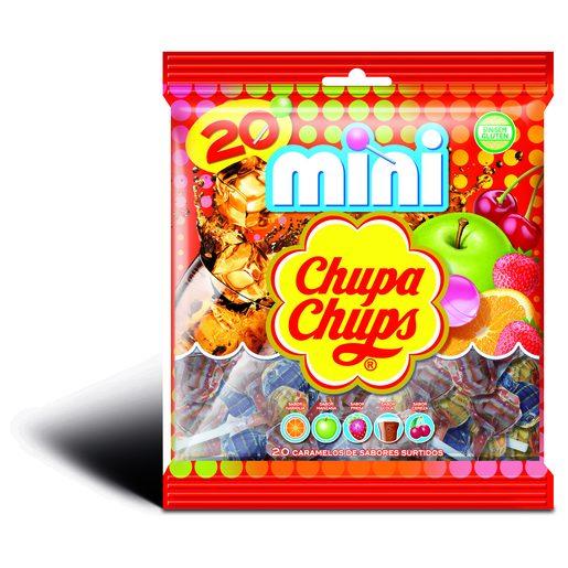 CHUPA CHUPS Chupa Mini Bolsa 120 g
