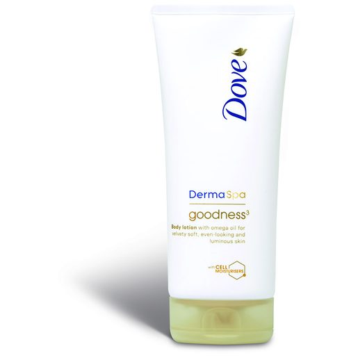 DOVE Loção Corpo Derma Spa Goodness 200 ml