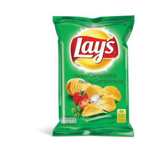 LAY'S Batata Frita Camponesas 160 g