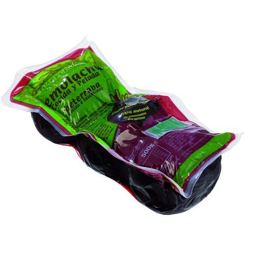 Beterraba Cozida Embalada 500 g