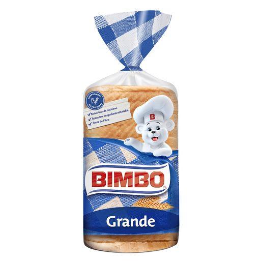 BIMBO Pão de Forma Com Côdea 375 g