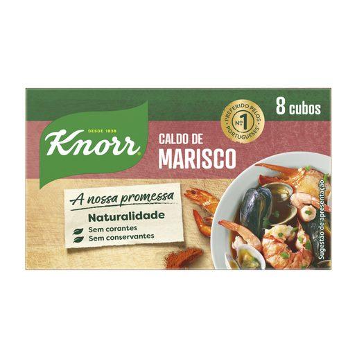 KNORR Caldo de Marisco  8 Un