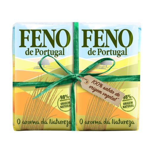 FENO DE PORTUGAL Sabonete Sólido Regular 4x90 g
