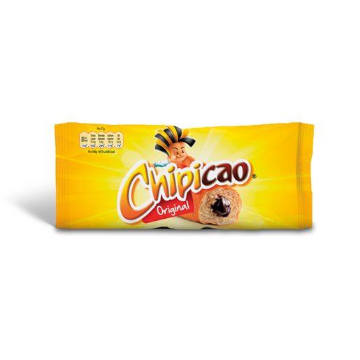 CHIPICAO Bolo com Recheio de Chocolate 57 g