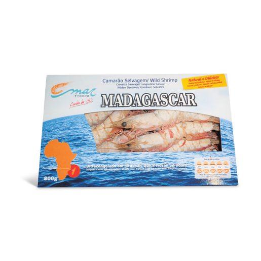 MARFRESCO Camarão de Madagáscar Congelado 400 g