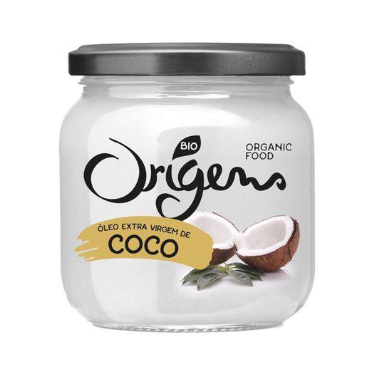 ORIGENS BIO Óleo de Coco Extra Virgem Biológico 200 ml