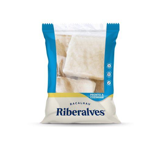 RIBERALVES Posta Bacalhau 800 g