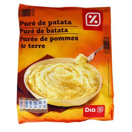 DIA Puré de Batata Congelado 1 kg