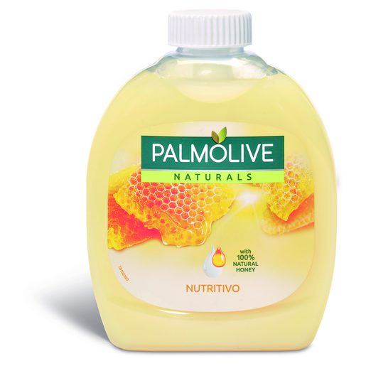PALMOLIVE Sabonete Líquido Recarga Leite & Mel 300 ml