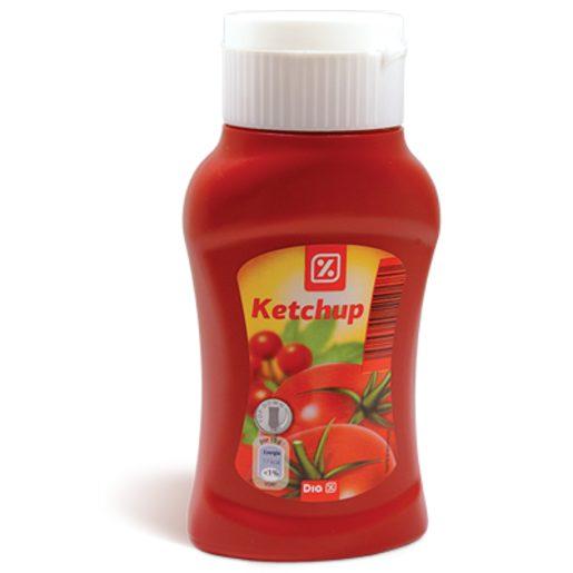 DIA Ketchup Up&Down 330 g