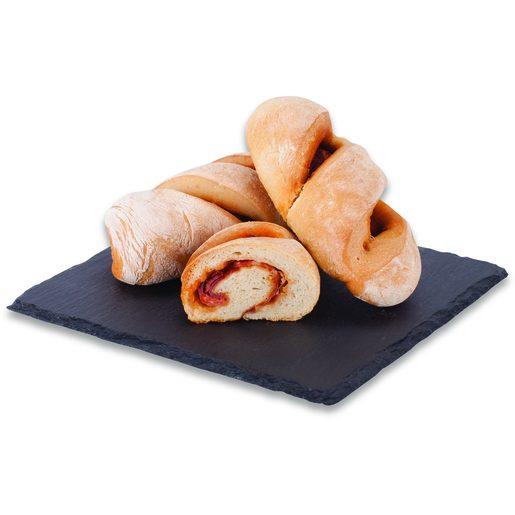 FORNADA DO DIA Pão com Chouriço 110 g