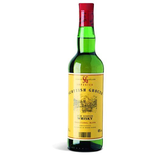 SCOTTISH GROCER Whisky 700 ml
