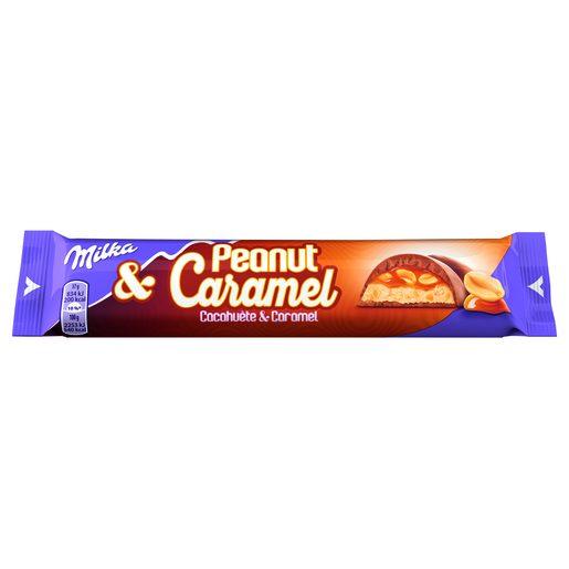 MILKA Chocolate Peanut Caramel 37 g