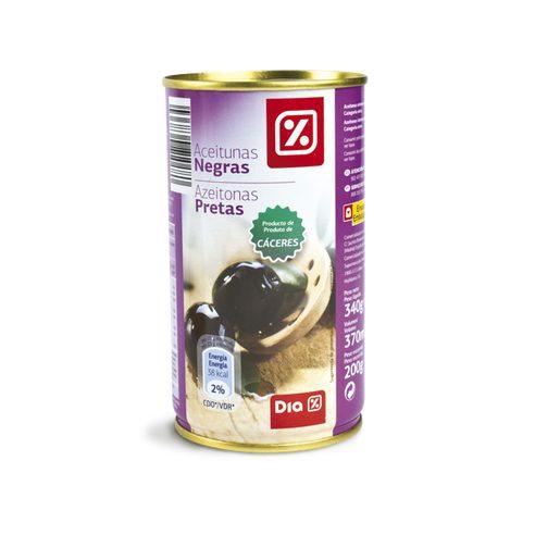 DIA Azeitonas Pretas Em Lata 200 g