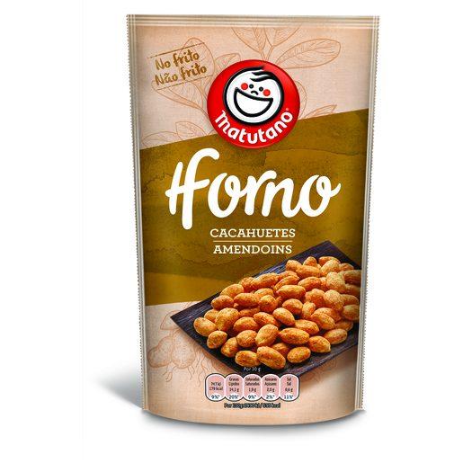 MATUTANO Amendoins Tostados No Forno 200 g
