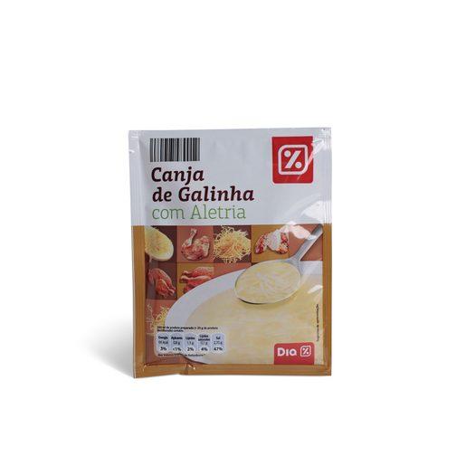 DIA Sopa de Canja Galinha 68 g