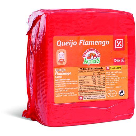 Queijo Flamengo Barra (1 un = 950 g aprox)