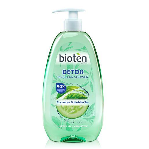 BIOTEN Gel de Banho Detox Micelar 750 ml