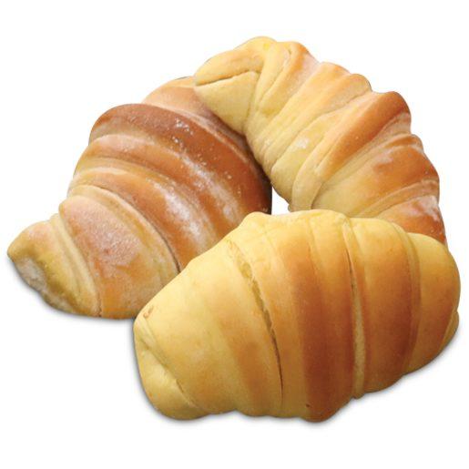 FORNADA DO DIA Croissant Brioche com Creme 100 g