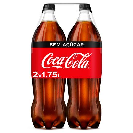 COCA-COLA Sem Açúcar 2x1,75 L