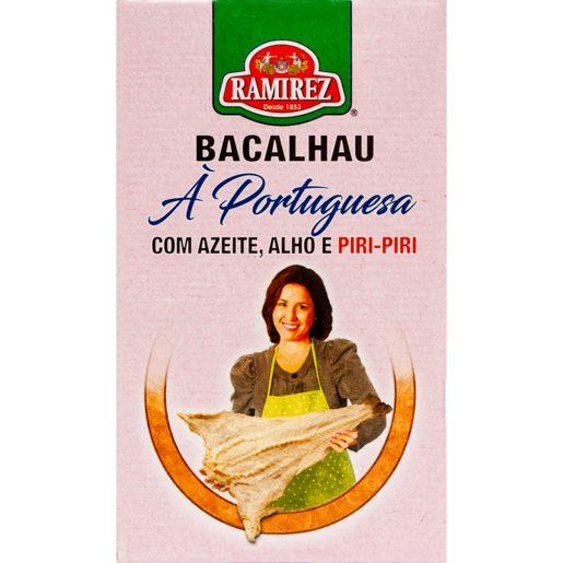 RAMIREZ Bacalhau à Portuguesa com Azeite E Piri-Piri 120 g