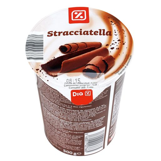 DIA Iogurte Stracciatella 500 g