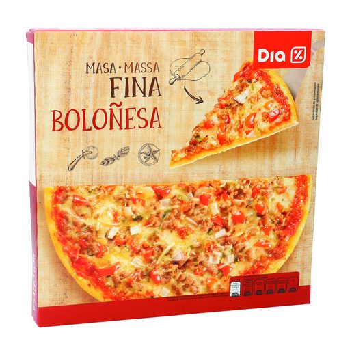 DIA Pizza Bolonhesa 400 g