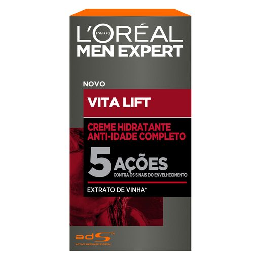 L'ORÉAL Creme de Rosto Men Expert Vita Lift 5 50 ml