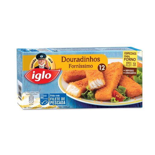 IGLO Barrinhas Forníssimo Douradinhos 300 g