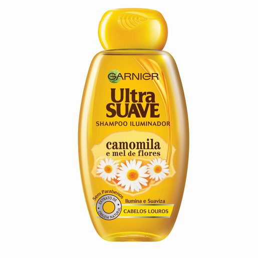 ULTRA SUAVE Champô Camomila 250 ml