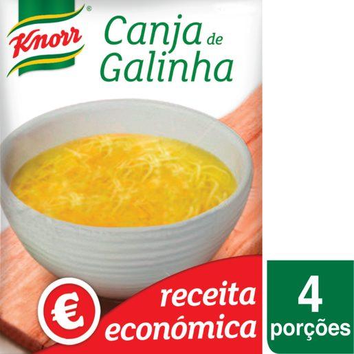 KNORR Canja de Galinha Receita Económica 61 g