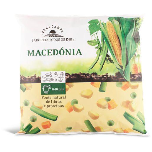 VEGECAMPO Macedónia de Legumes 1 kg