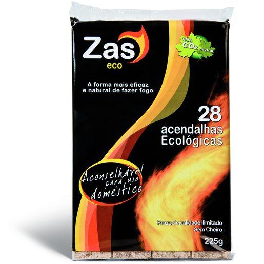 ZÁS Acendalha Ecológica 28 Un