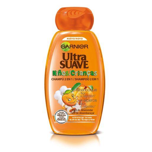 ULTRA SUAVE Champô Crianças Alperce 250 ml