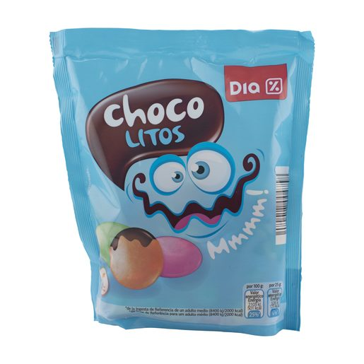 DIA Drageias de Chocolate 250 g