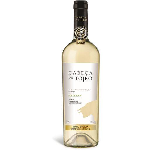 CABEÇA DE TOIRO Vinho Branco Reserva DOC 750 ml