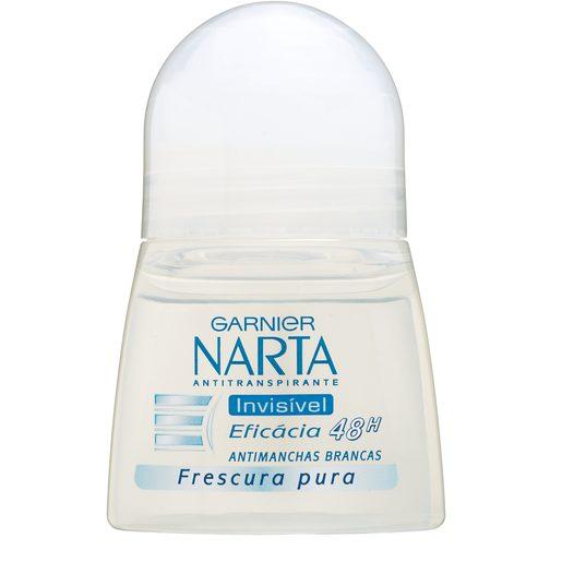 NARTA Desodorizante Roll-On Invisível 50 ml