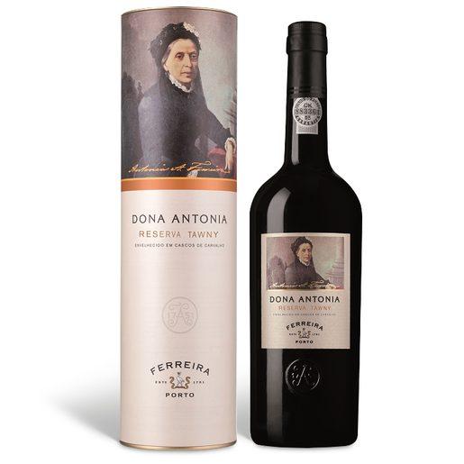 DONA ANTÓNIA Vinho do Porto Reserva Tawny 750 ml